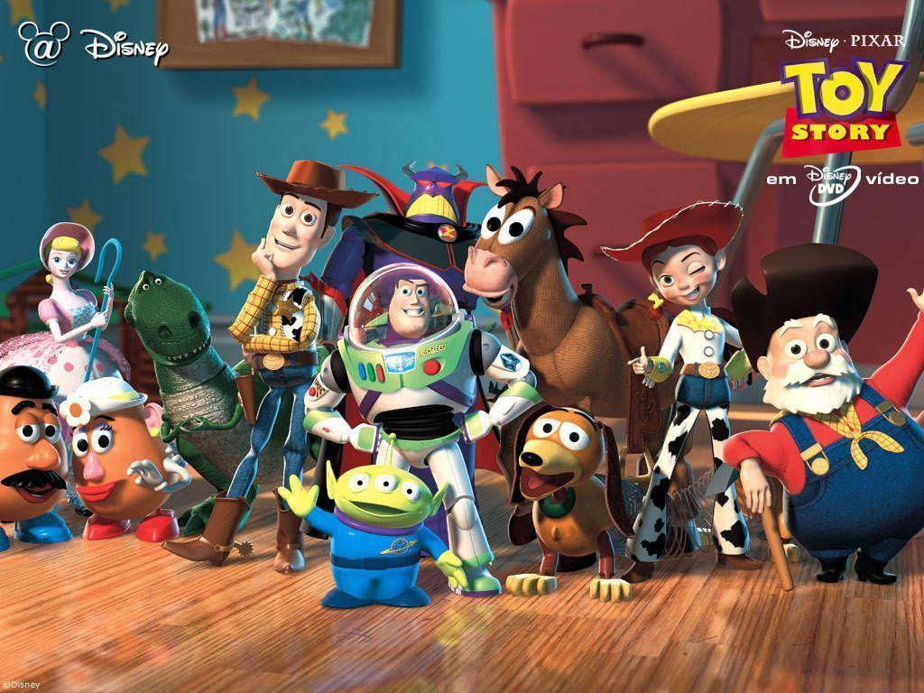 Image For > Disney Pixar Characters Wallpapers