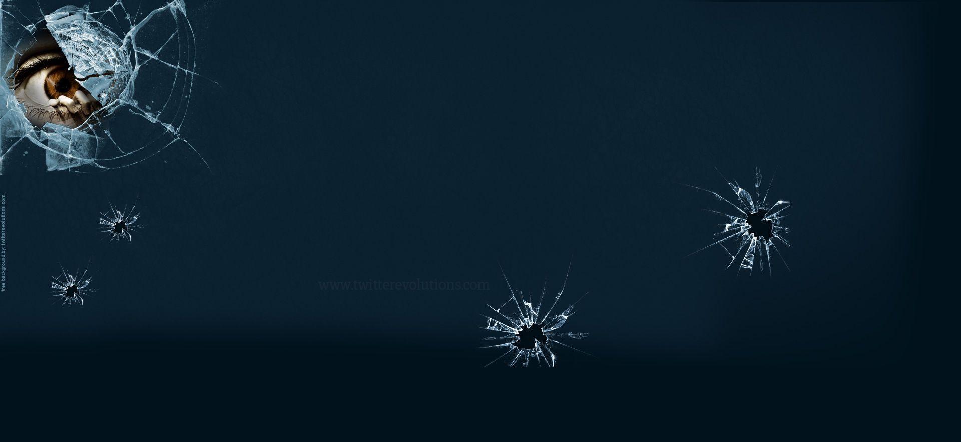 broken window wallpapers - photo #25