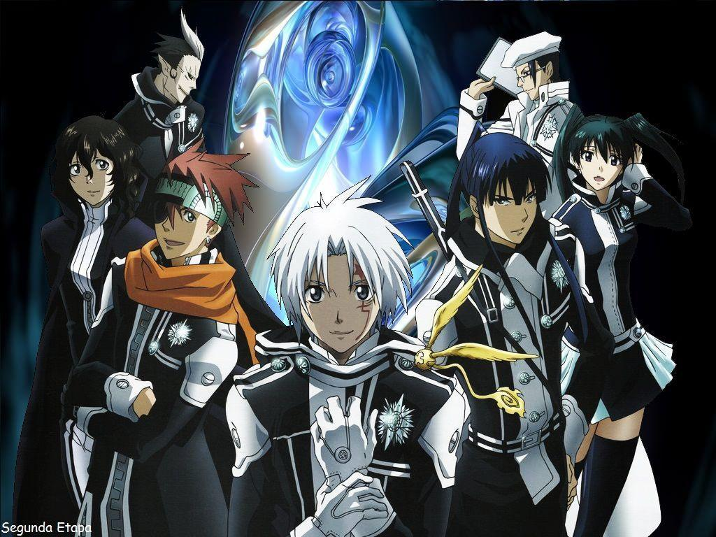 D Gray Man Anime Characters : D gray man wallpapers wallpaper cave