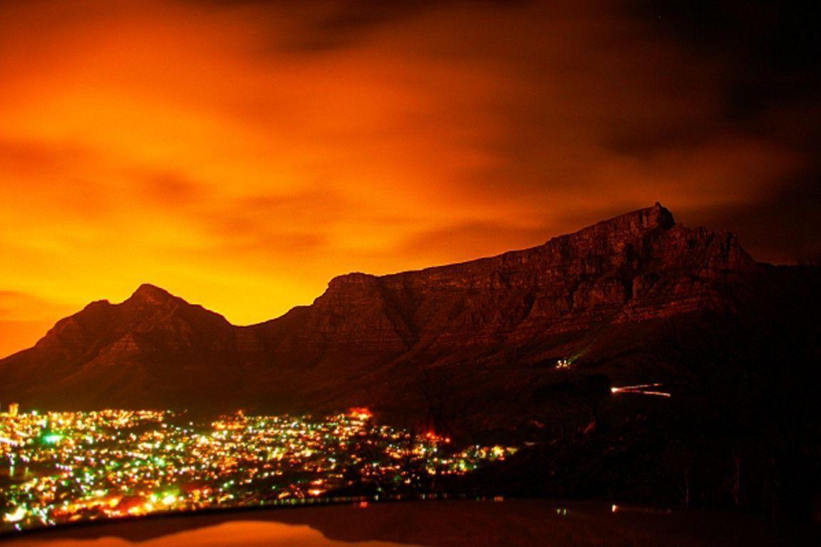Cape Town Table Mountain wallpaper