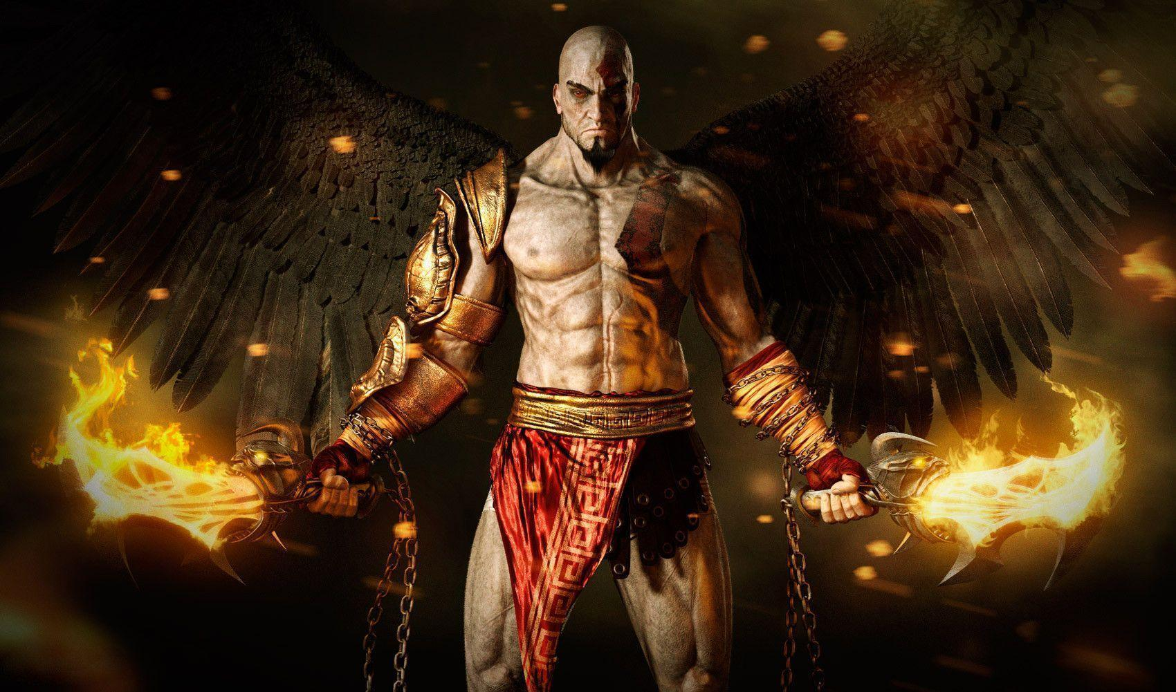46 God Of War Wallpapers