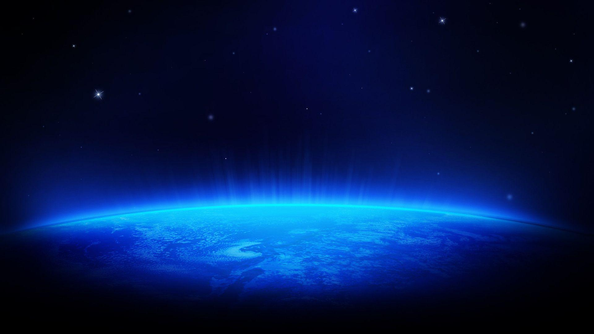 Blue Space HD Wallpapers @ 1080p HD Wallpapers