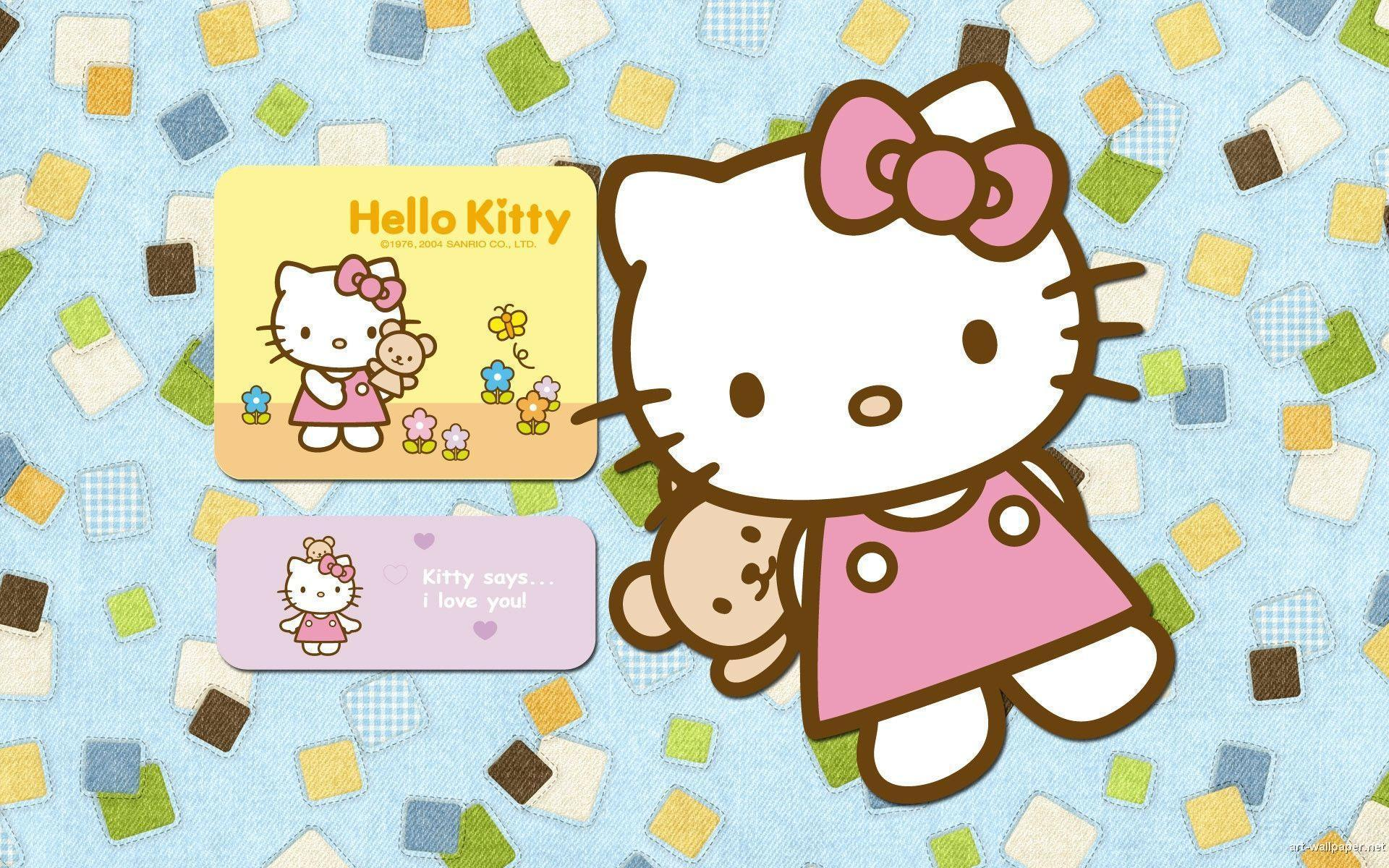 baby hello kitty wallpapers wallpaper cave. Black Bedroom Furniture Sets. Home Design Ideas