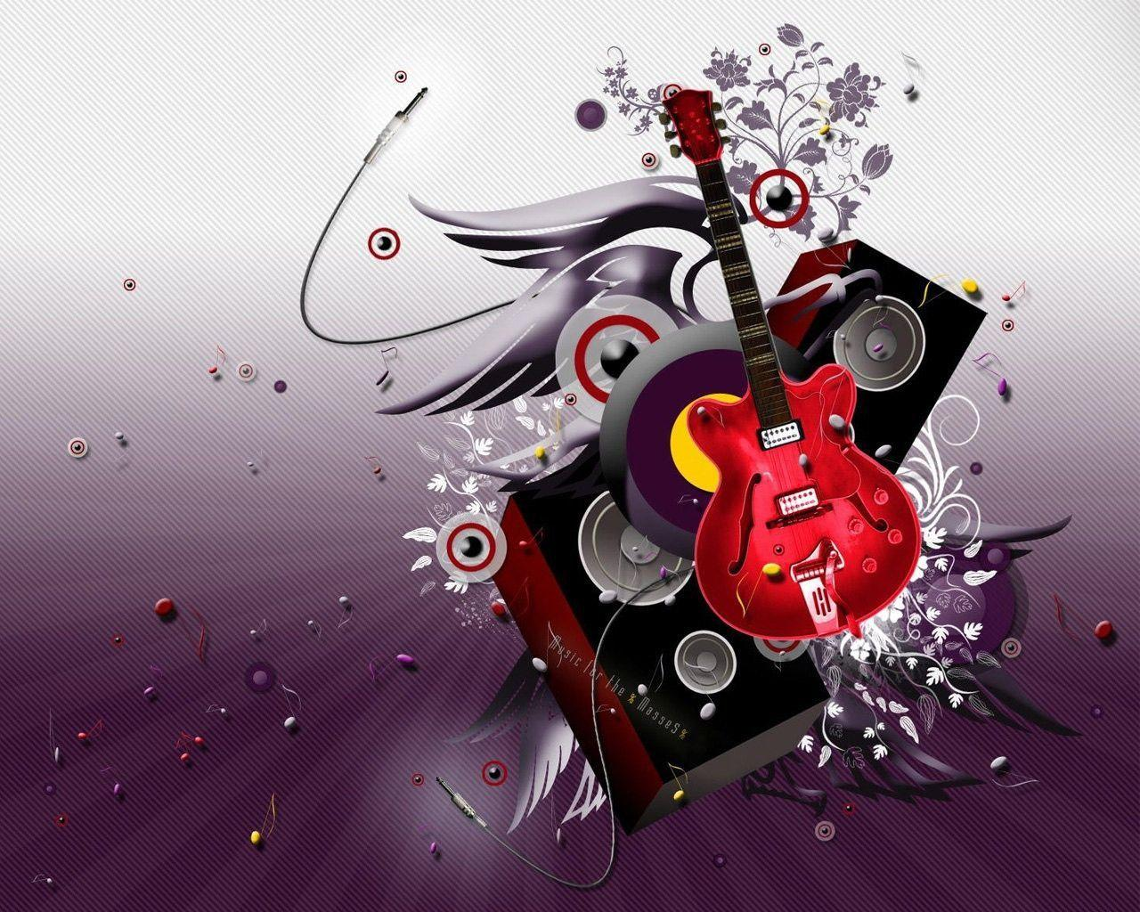 awesome music wallpapers wallpaper cave