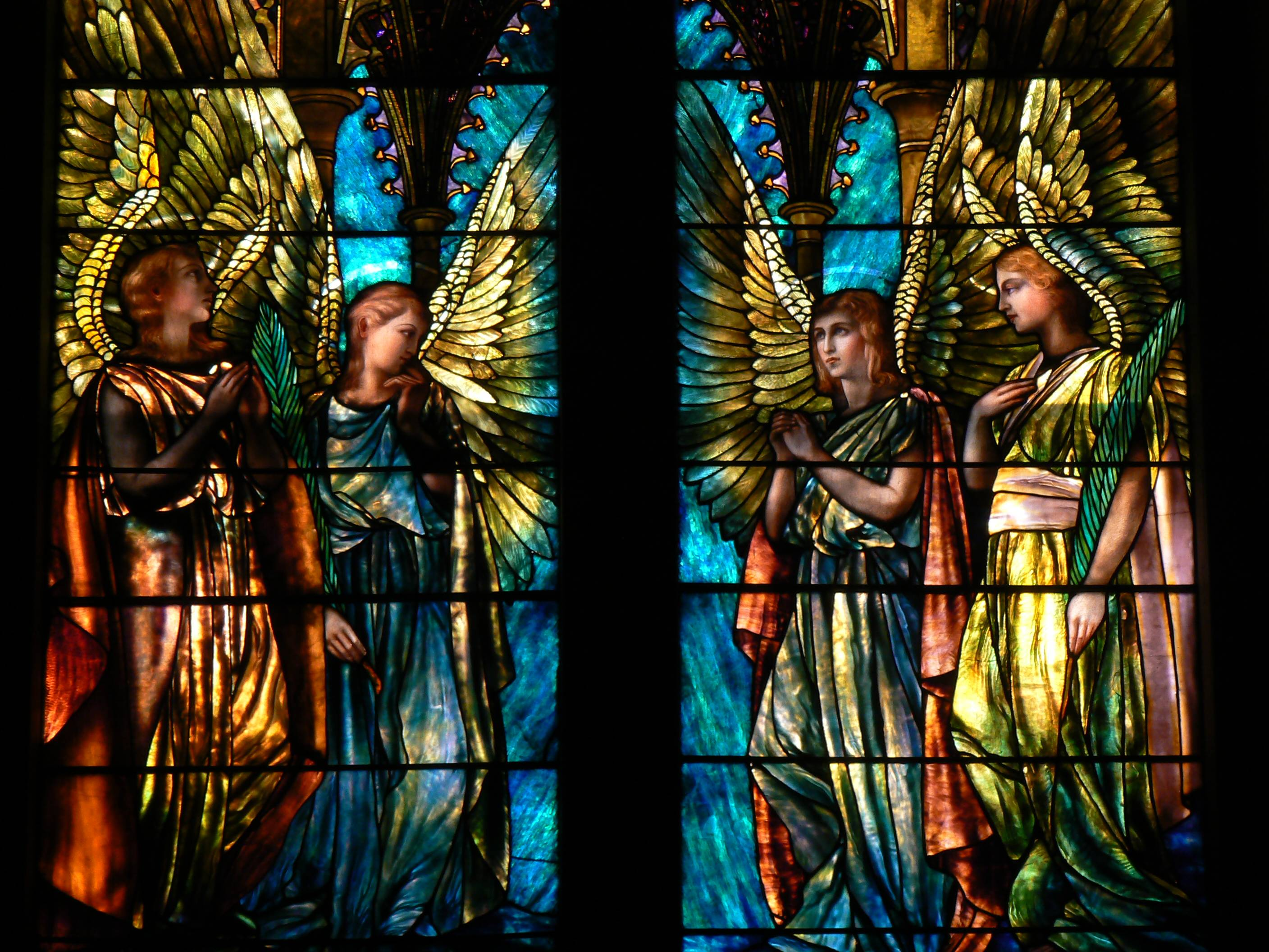 Images For Stained Glass Window Wallpaper
