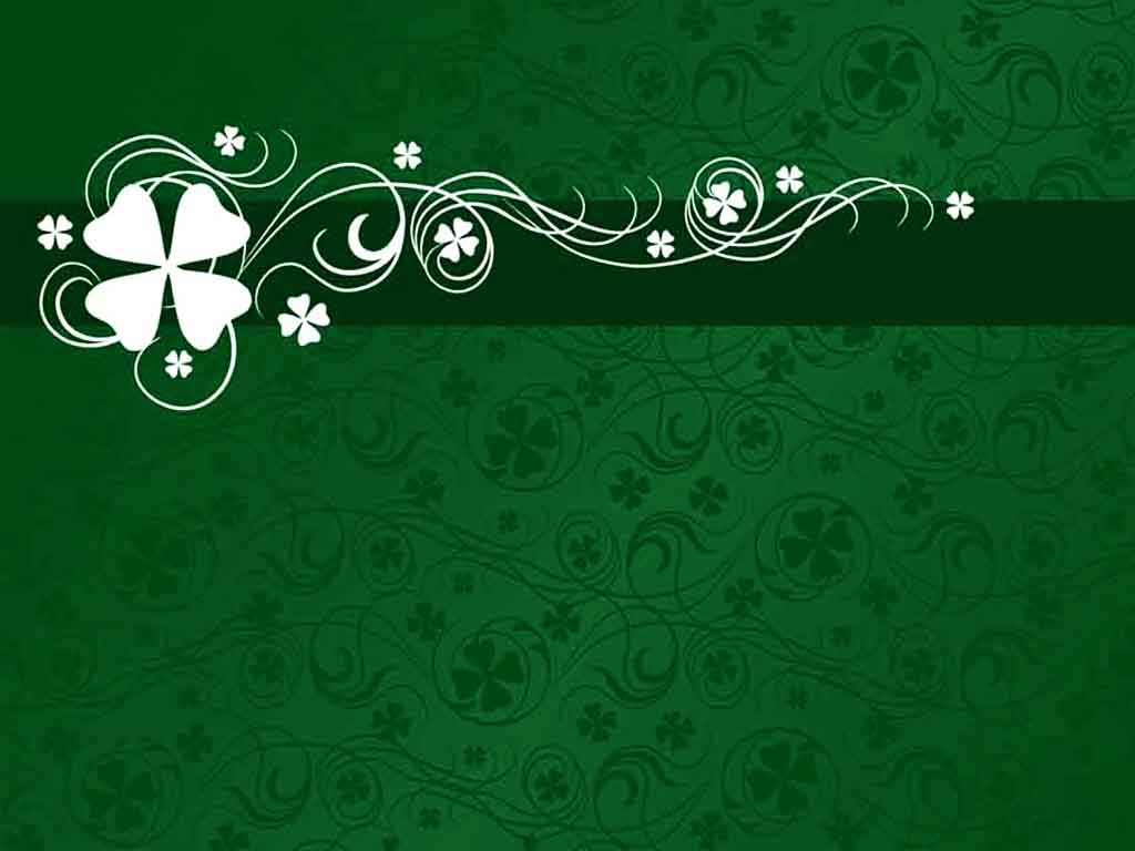 Wallpapers Shamrock  Wallpaper Cave
