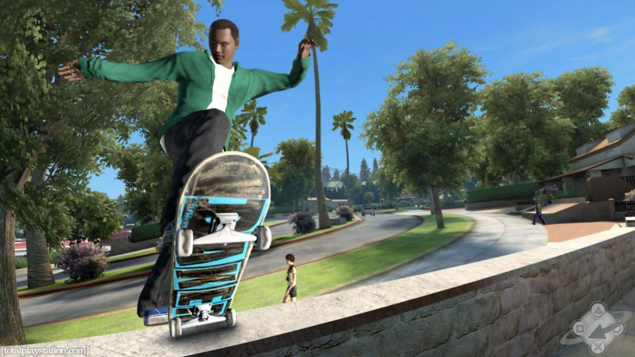 Skateboard Games Pc  Free Download