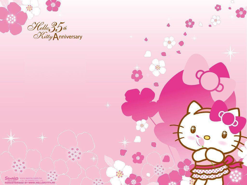 hello kitty wallpaper free - photo #11