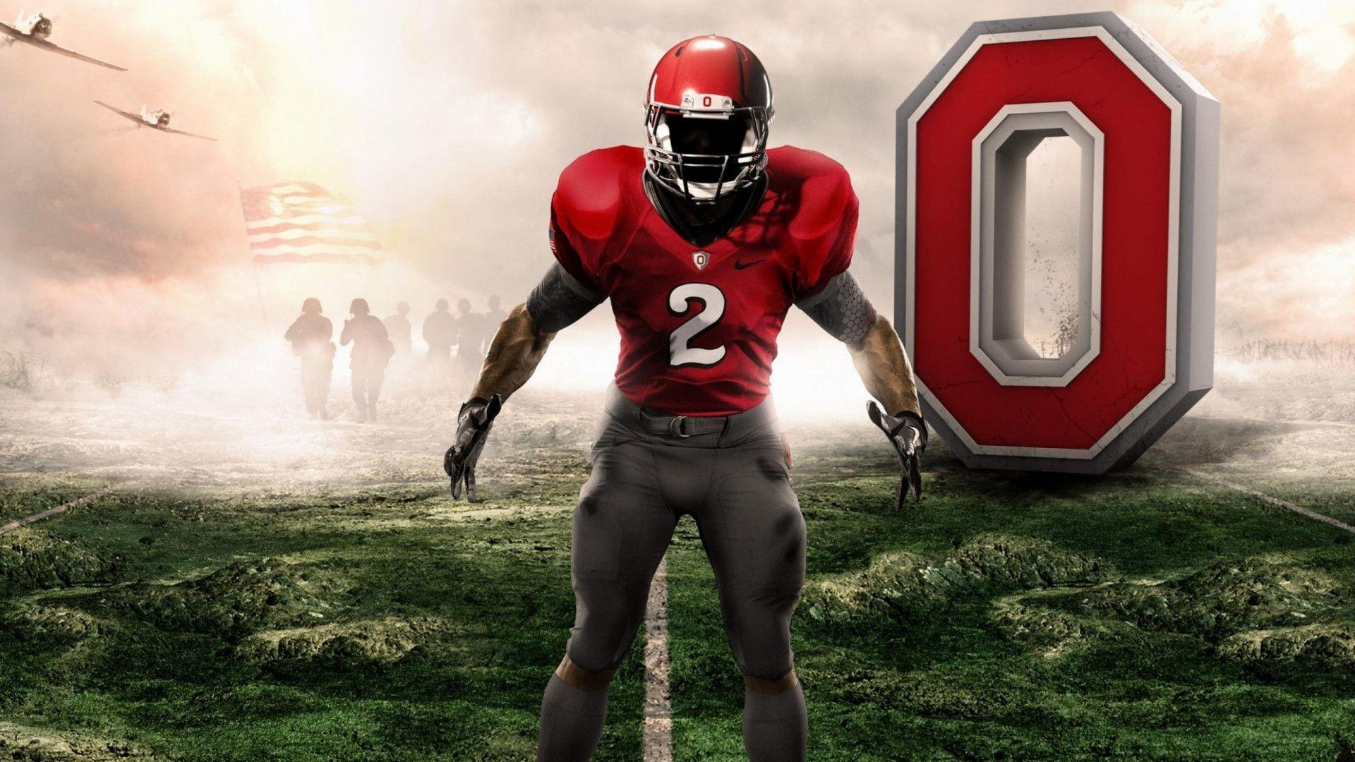 Nike College Football Picture Wallpaper HD