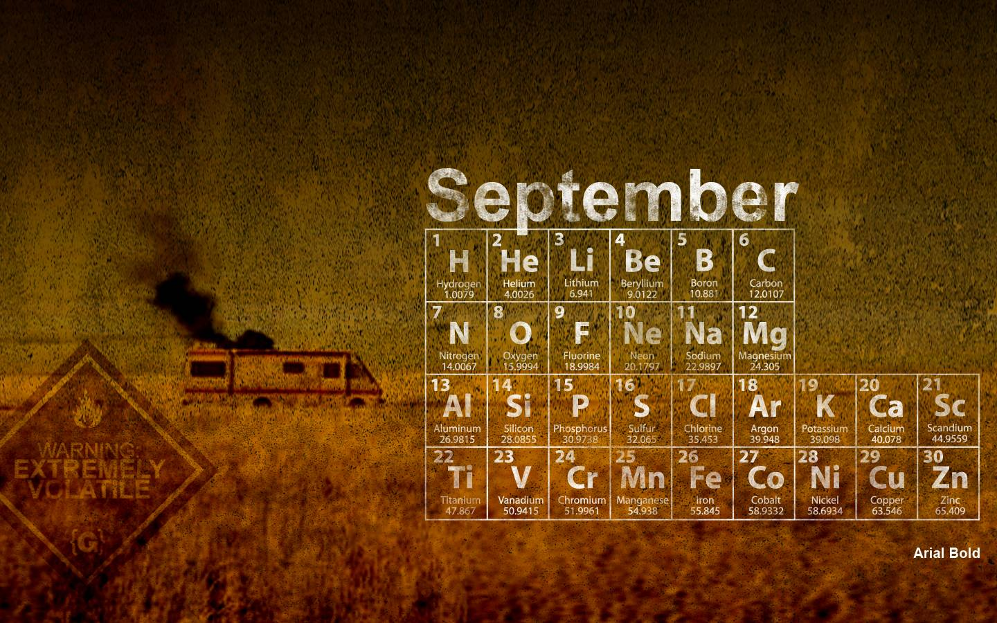 Typography Wallpapers: September 2011