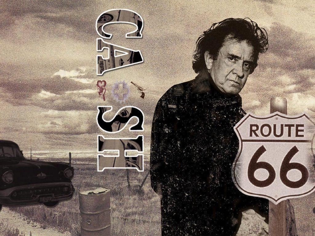My Free Wallpapers - Music Wallpaper : Johnny Cash