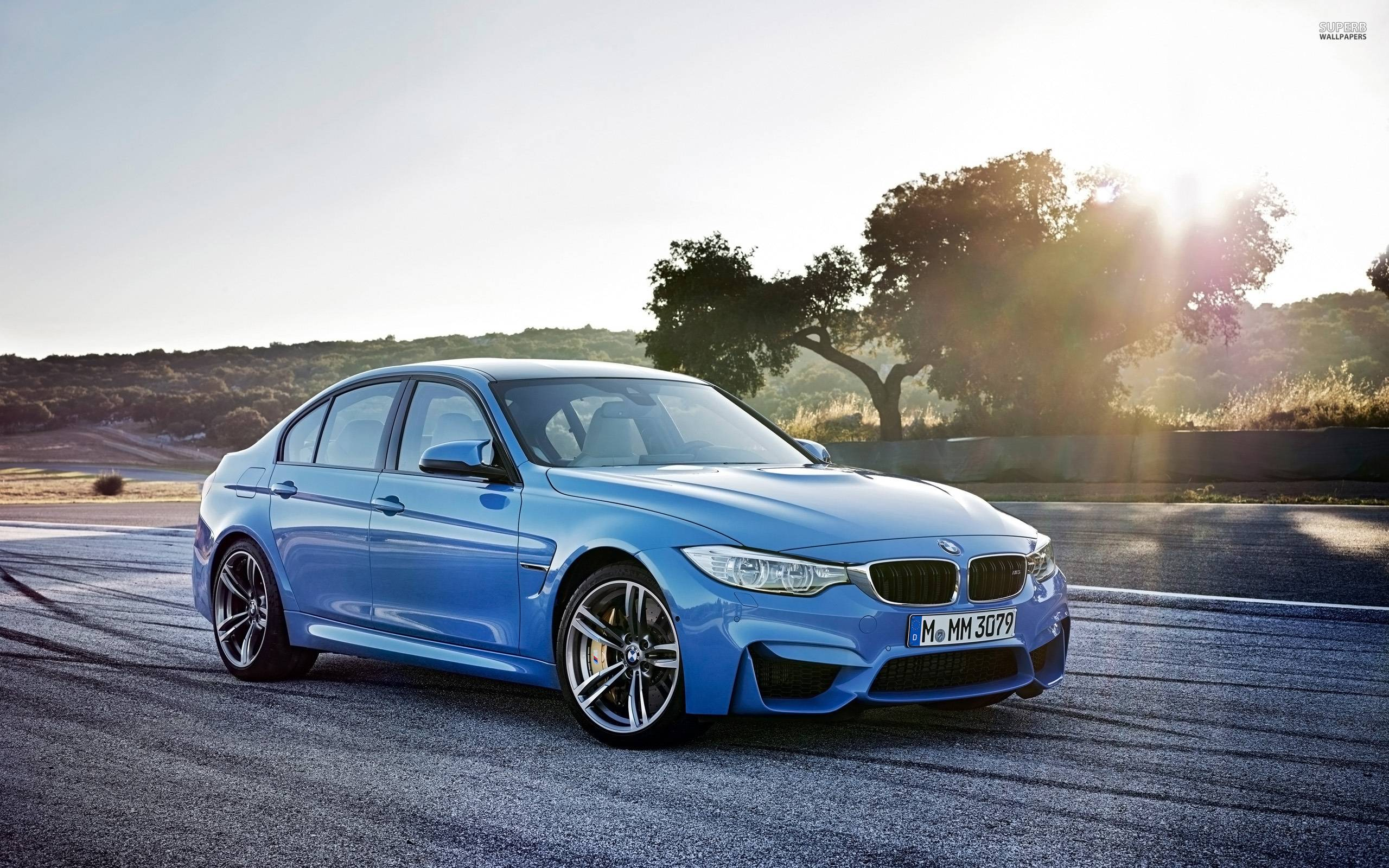 2014 BMW M3 Sedan wallpapers