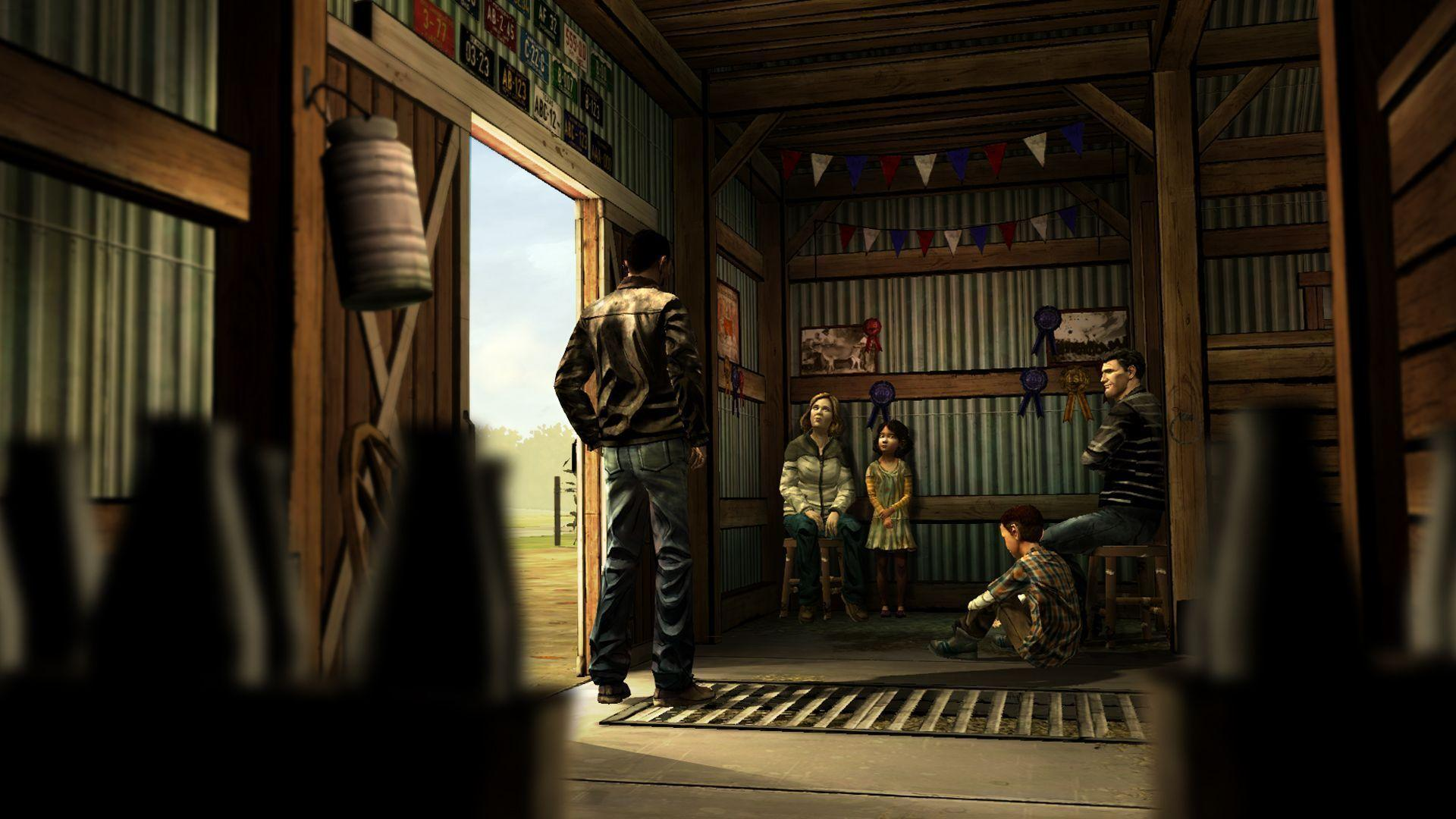 Pix For > The Walking Dead Season 1 Game Wallpapers