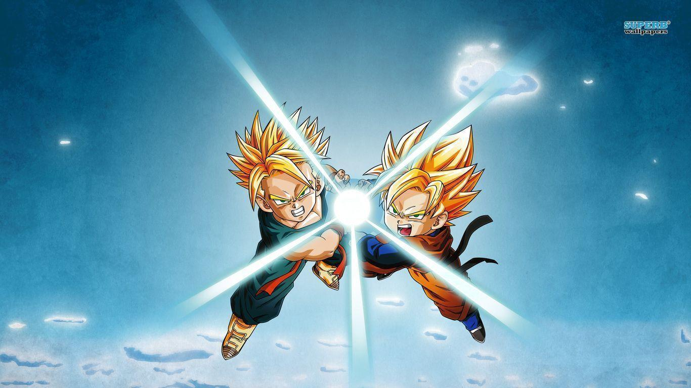 dragon ball gt baby dragon ball gt hd Wallpapers 1366x768