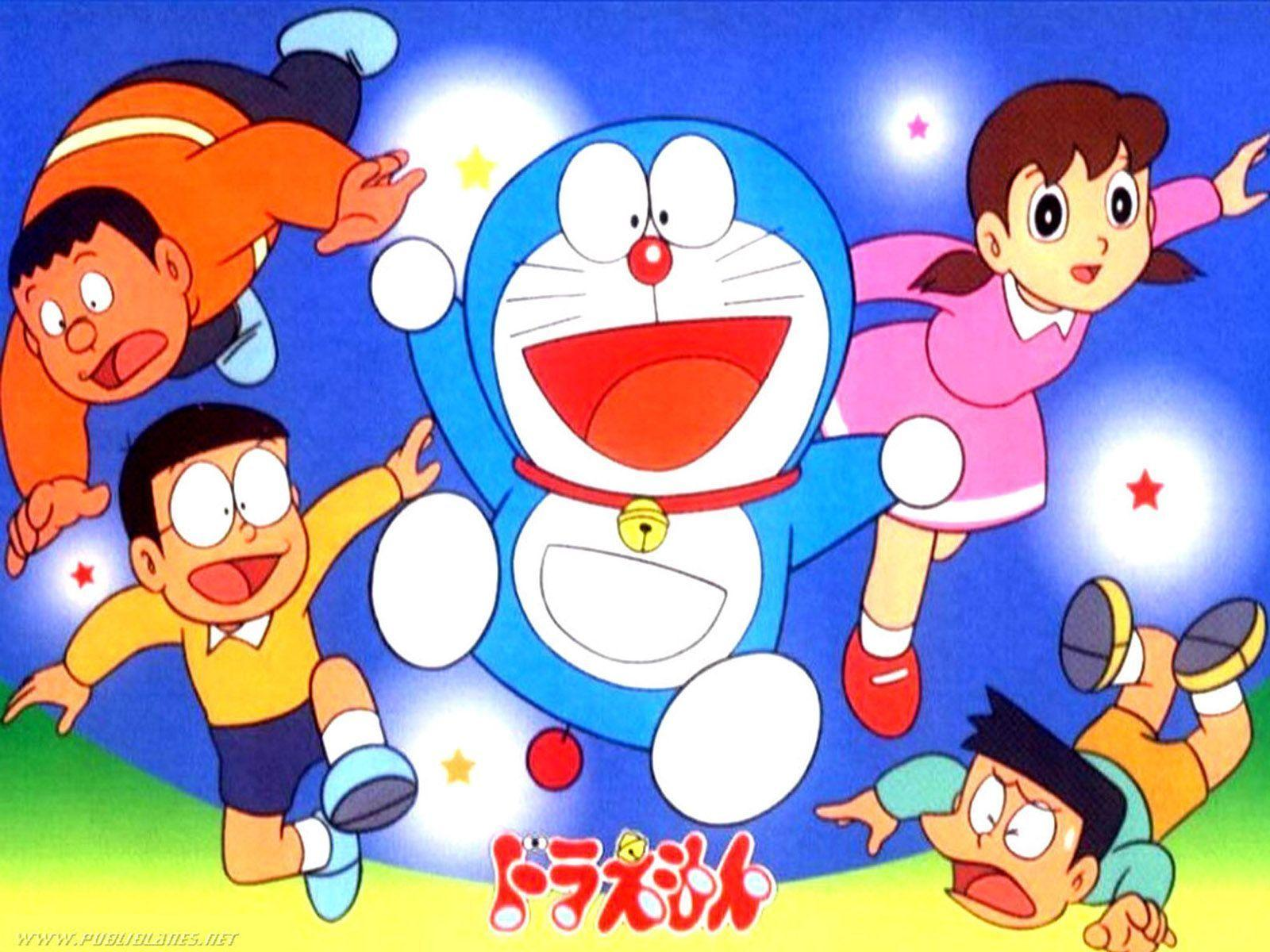 Doraemon And Friends Wallpapers 2015 - Wallpaper Cave
