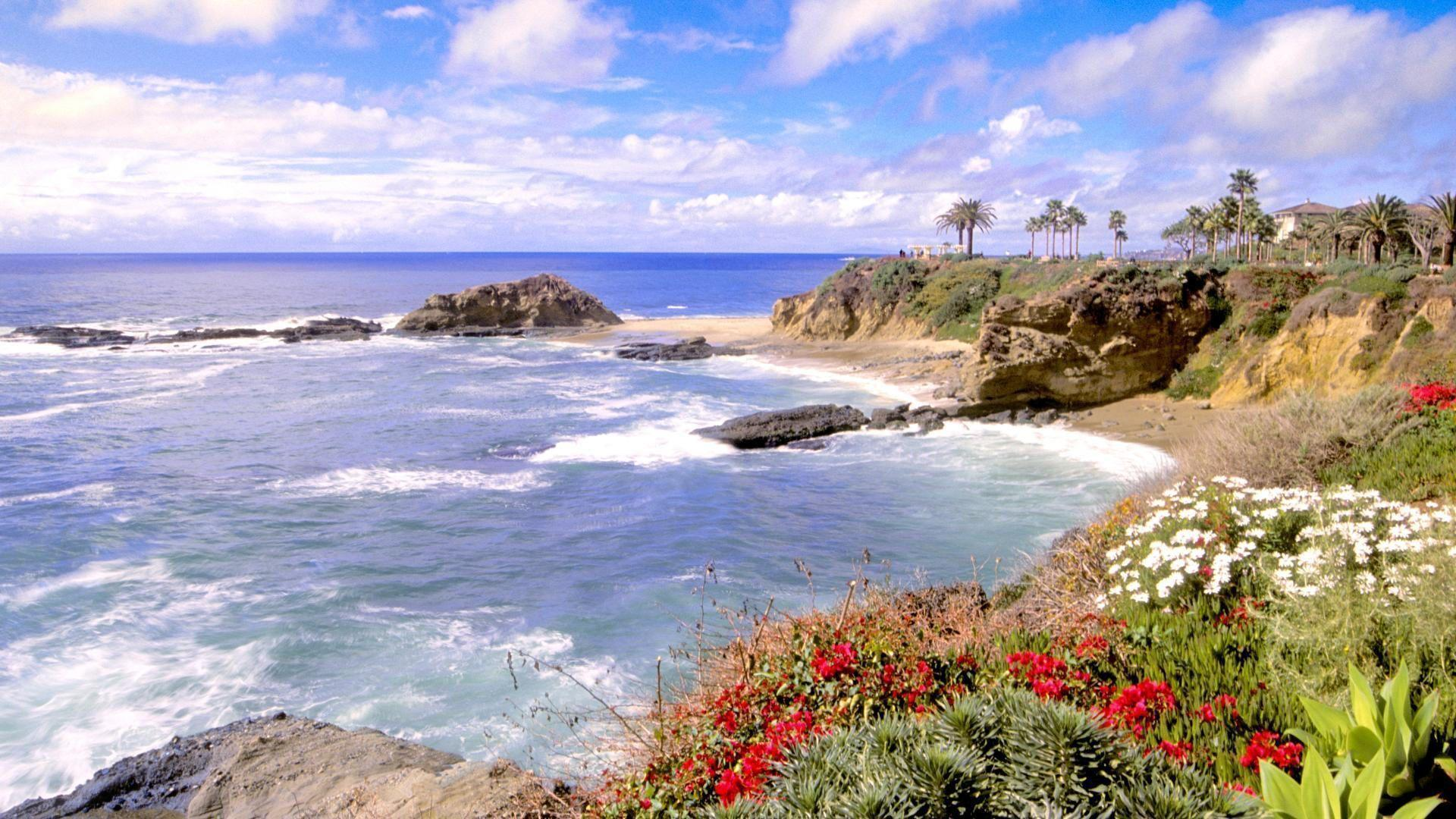 Laguna beach wallpapers wallpaper cave for Pretty beaches in california