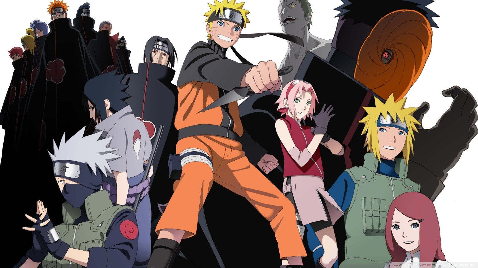 Naruto Ninja Hd Wallpapers Wallpapers