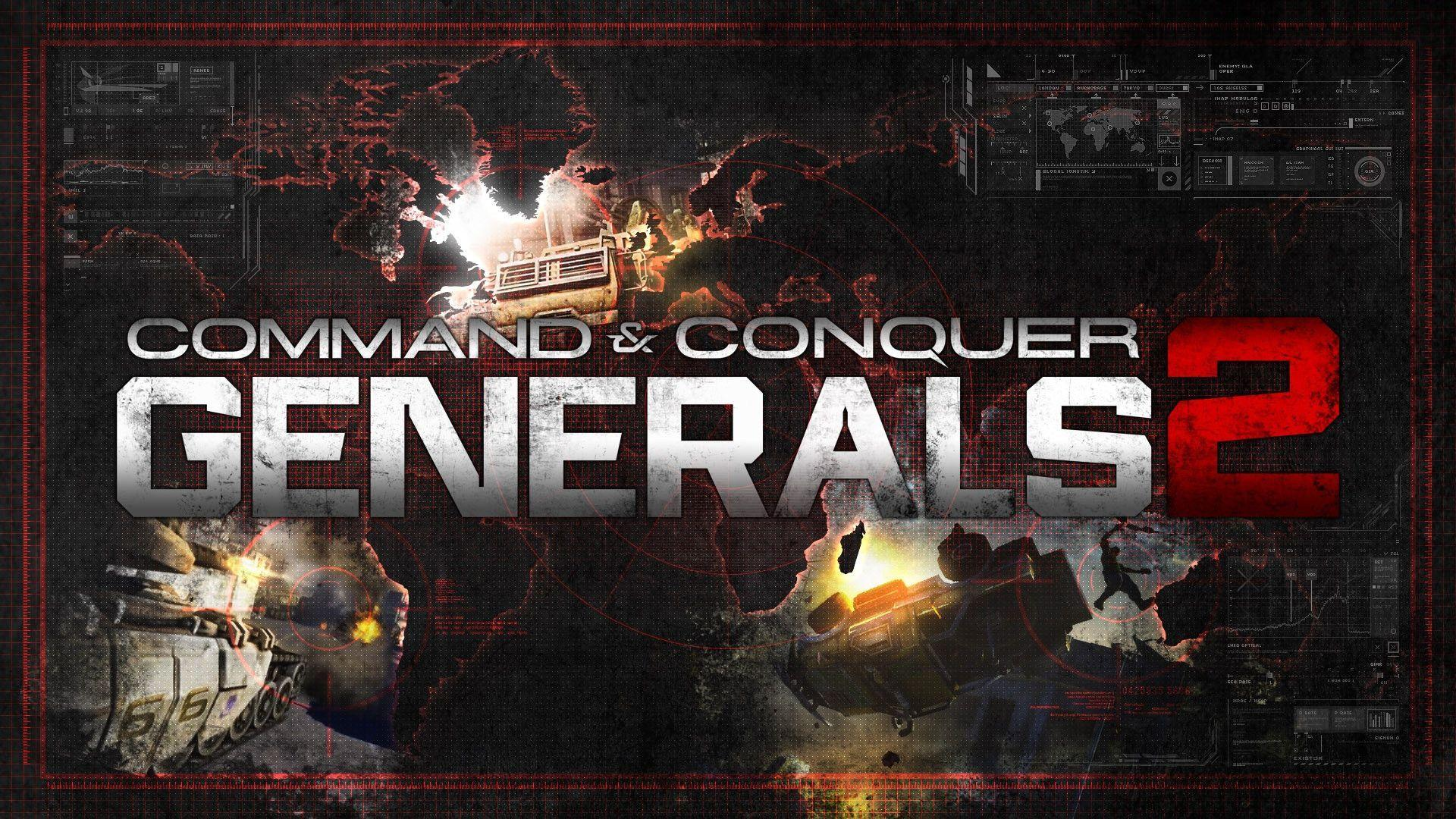 Command and Conquer: Generals 2 Wallpaper | 1920x1080 resolution ...