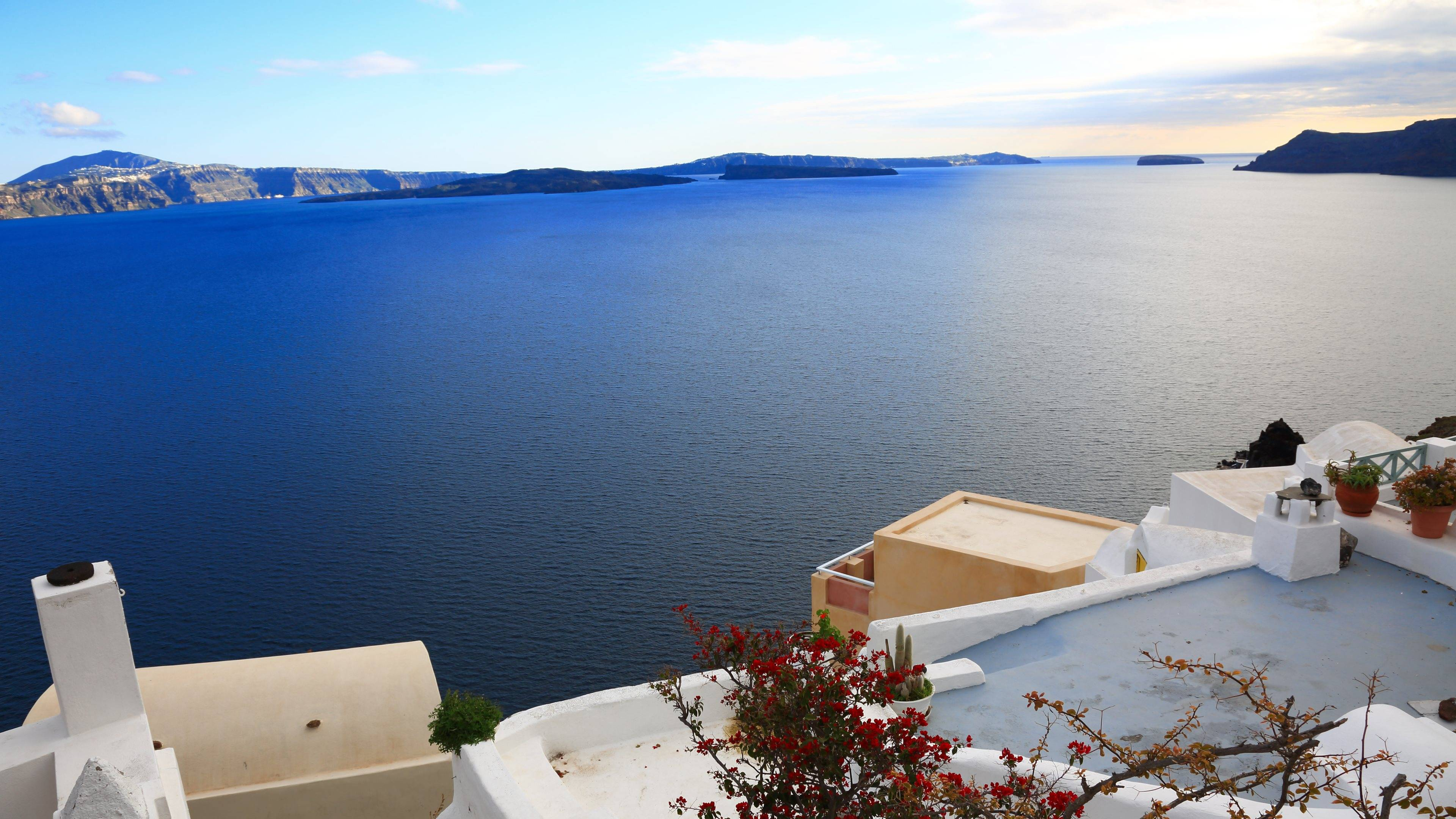 29 Santorini Wallpapers