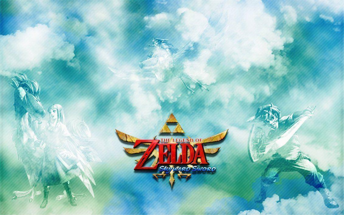 Zelda Skyward Sword Wa... Zelda Skyward Sword Wallpaper