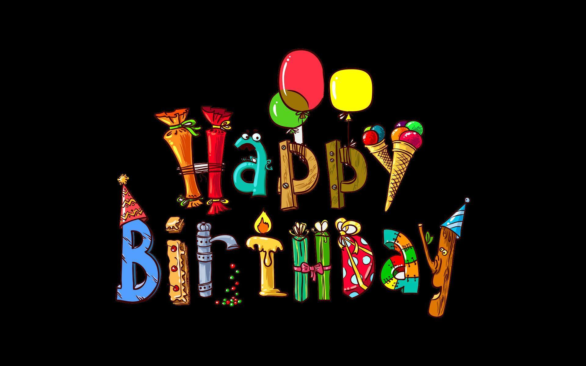 Happy Birthday Wallpapers Free Download HD