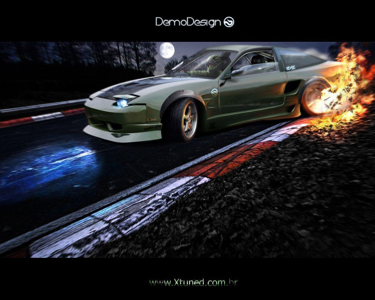 Nissan 240sx S13 Coupe Wallpaper - New Cars Pics | New Car ...