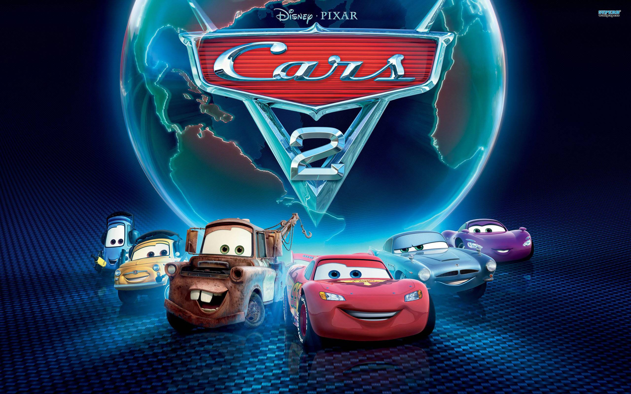 cars cartoon wallpapers animated 3d disney race movies desktop
