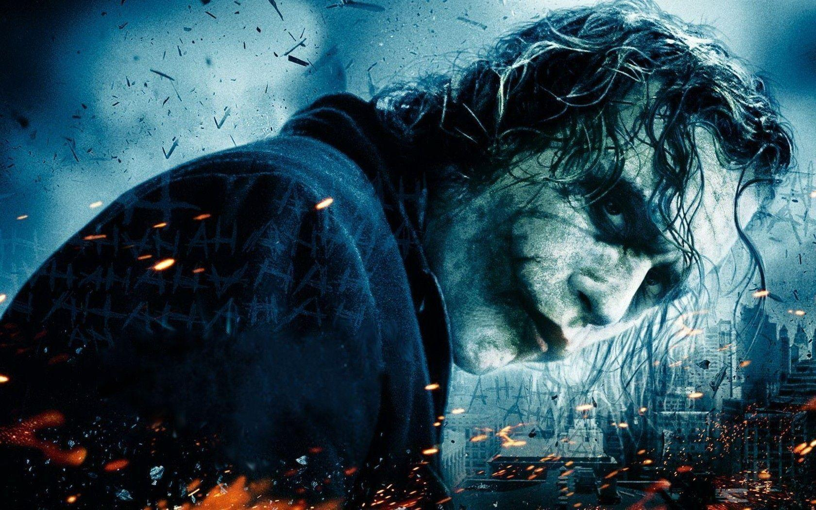 Heath Ledger Joker Wallpapers - Wallpaper Cave