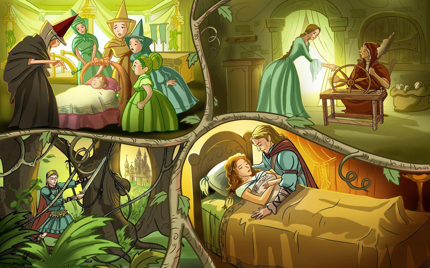 fairytales Portal to the realm of fairy tale and folklore studies featuring annotated fairy tales, numerous unique ebooks, illustrations, and a forum.