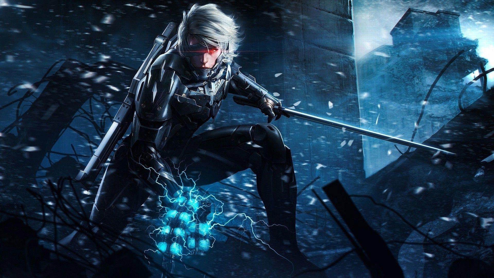 Raiden Metal Gear Wallpapers
