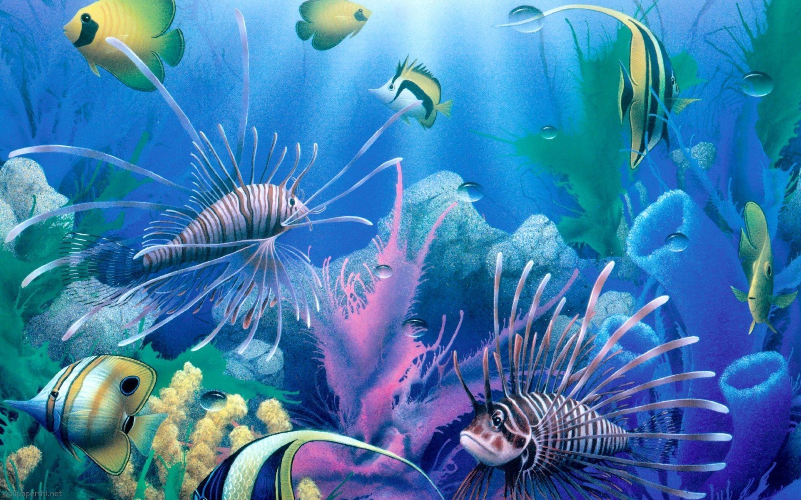 Deep Sea Wallpaper HD