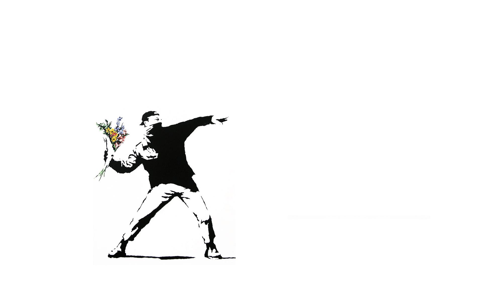 Banksy Wallpapers - Wallpaper Cave