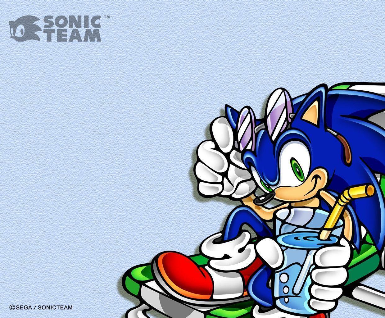 Sonic Adventure Wallpapers Wallpaper Cave