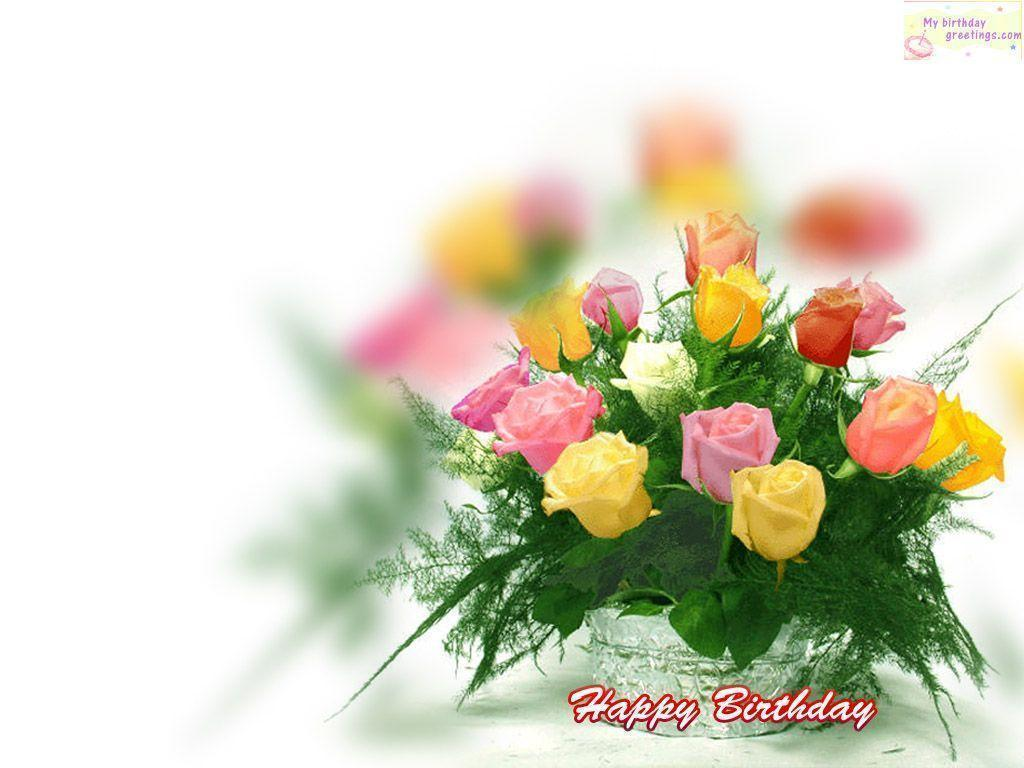 Happy Birthday greeting cards Wallpapers