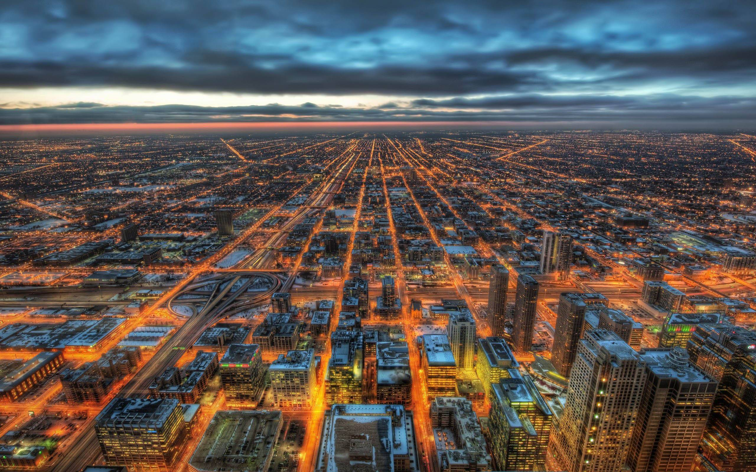 Cool Chicago Wallpaper 15683 2560x1600 px ~ FreeWallSource.