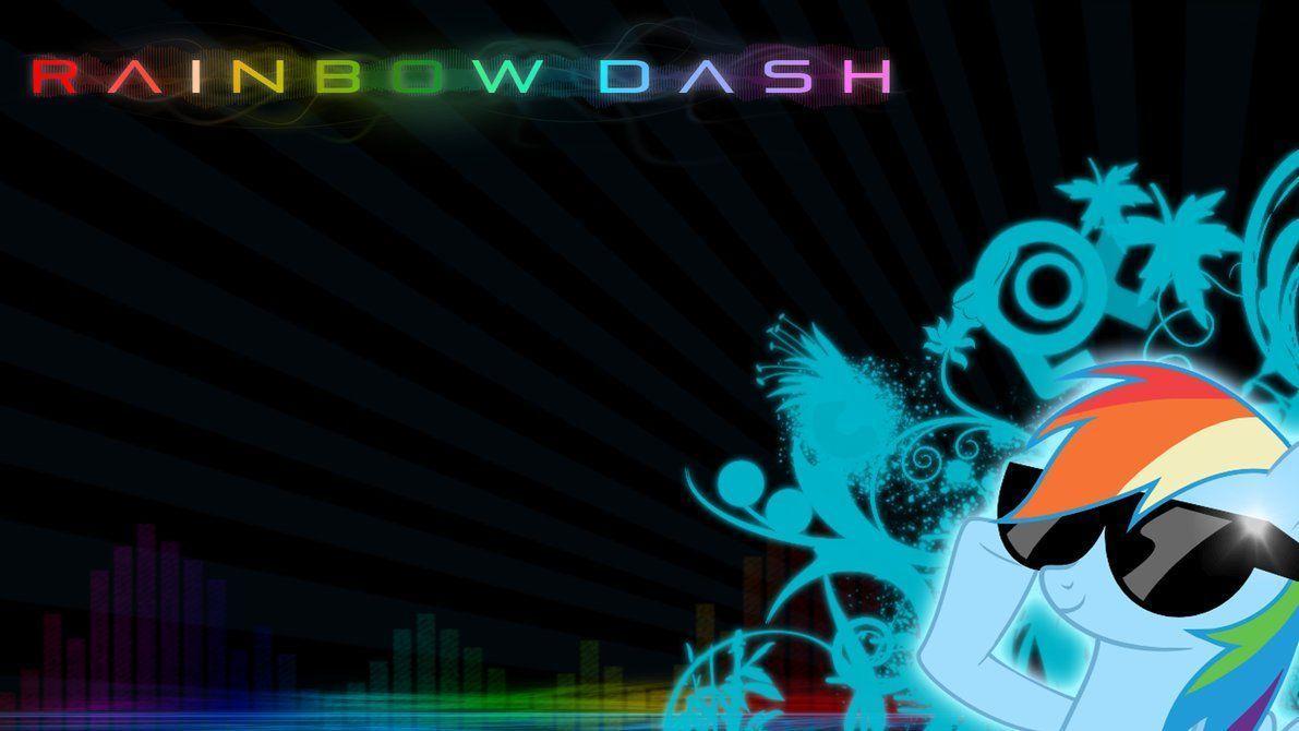 rainbow dash sphere background - photo #24
