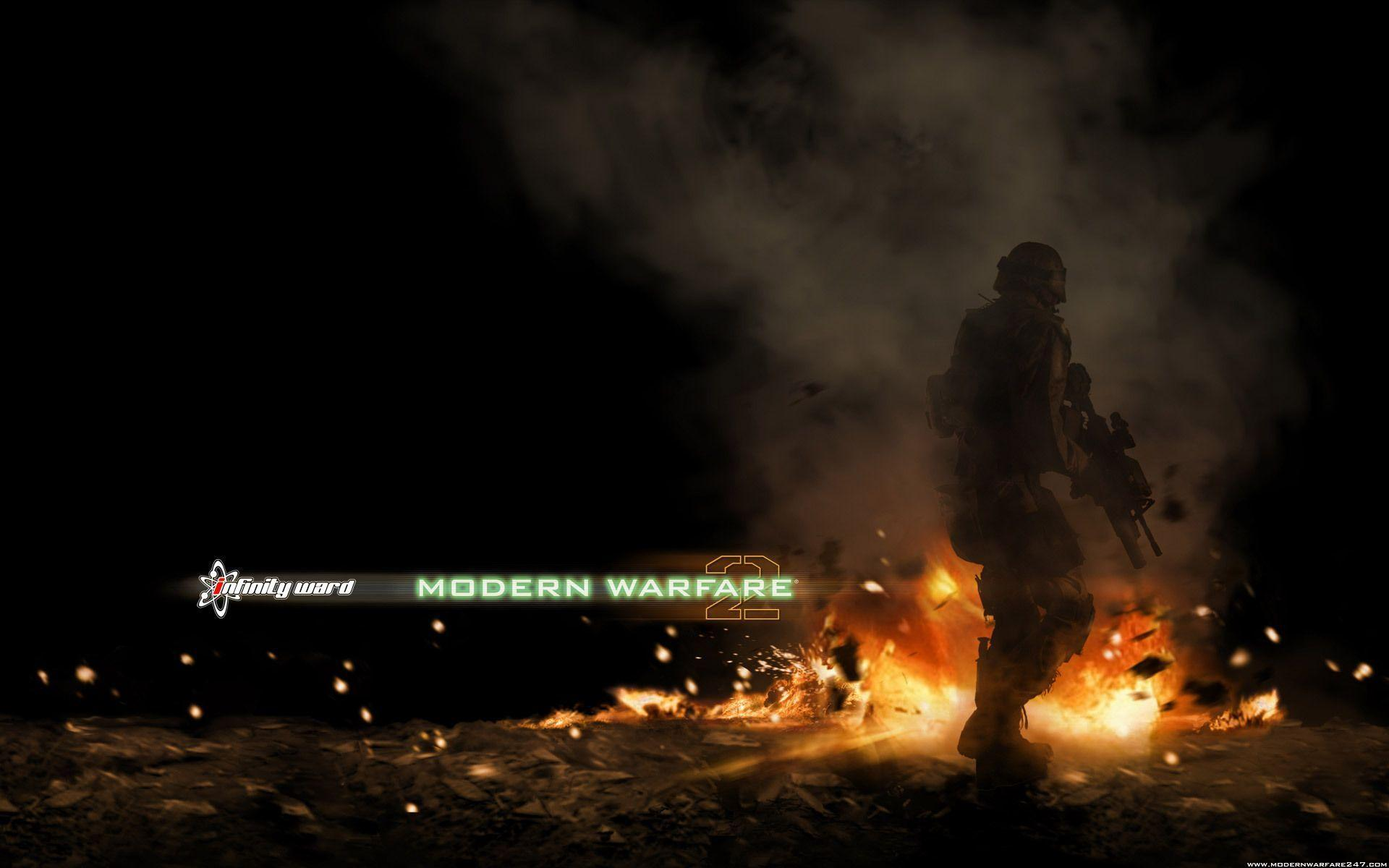 Free HQ Modern Warfare 2 Wallpaper - Free HQ Wallpapers