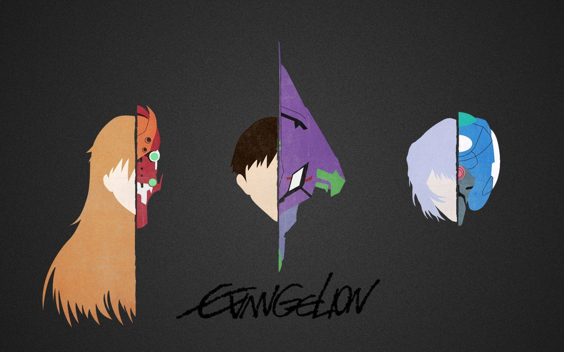 Evangelion Backgrounds - Wallpaper Cave