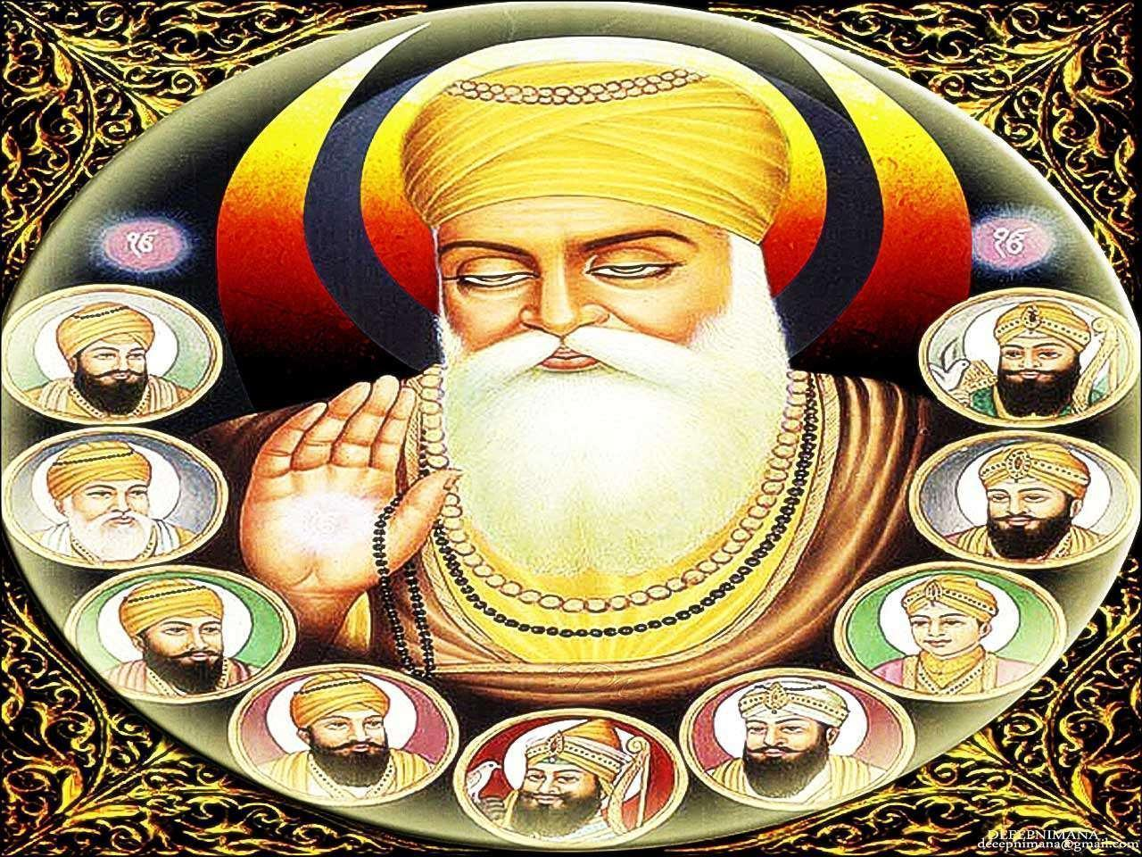 Sikh God Wallpapers - Wallpaper Cave