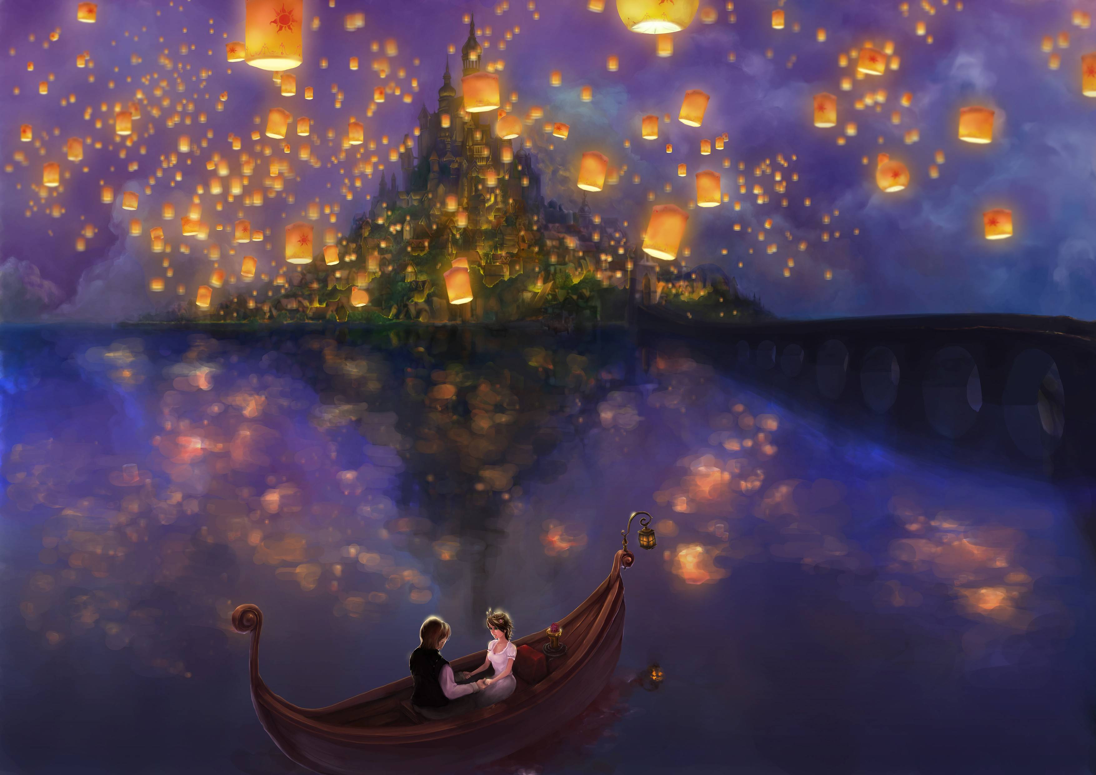 Pix For Disney Tangled Wallpaper
