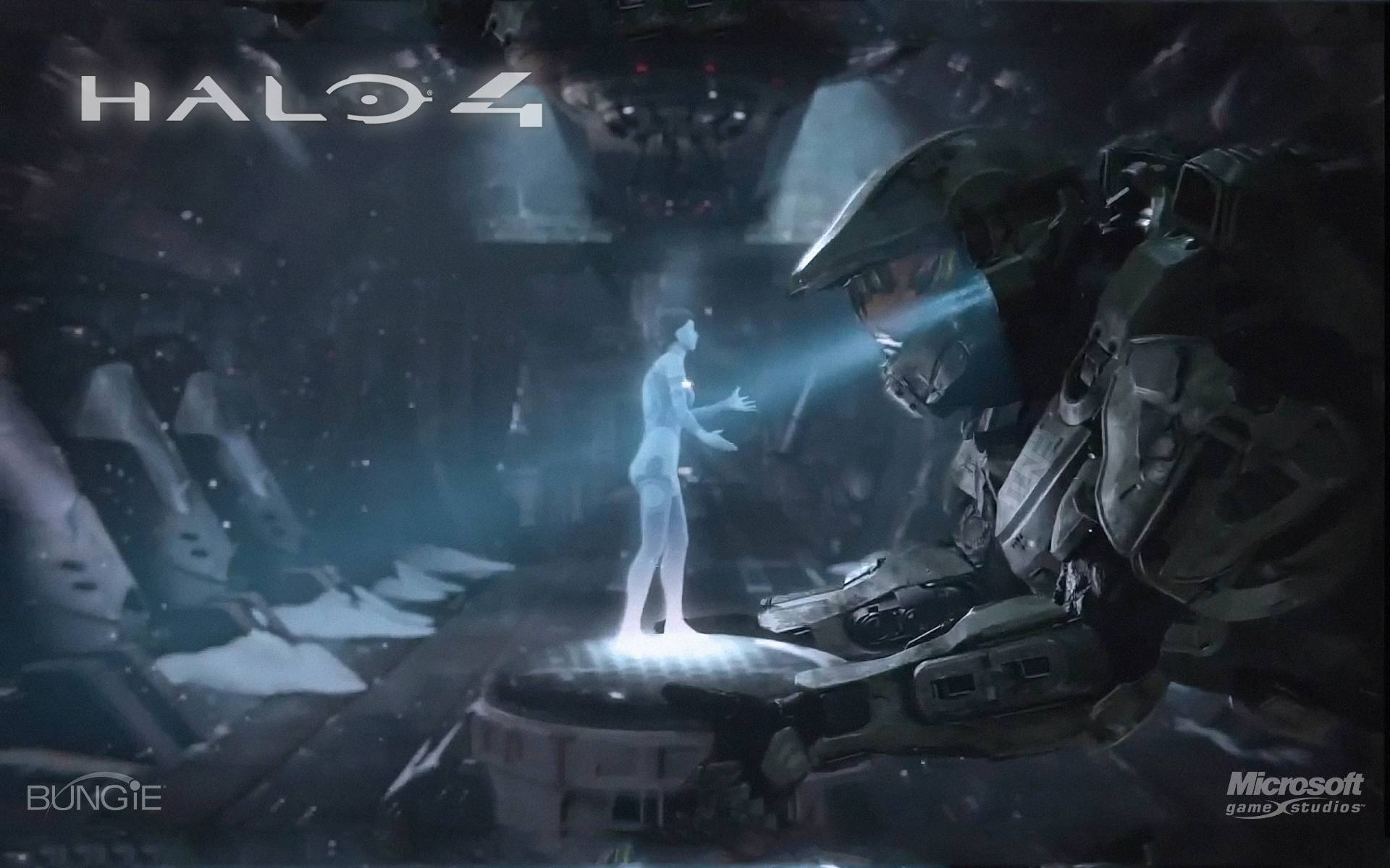Hd Halo 4 Backgrounds Wallpaper Cave
