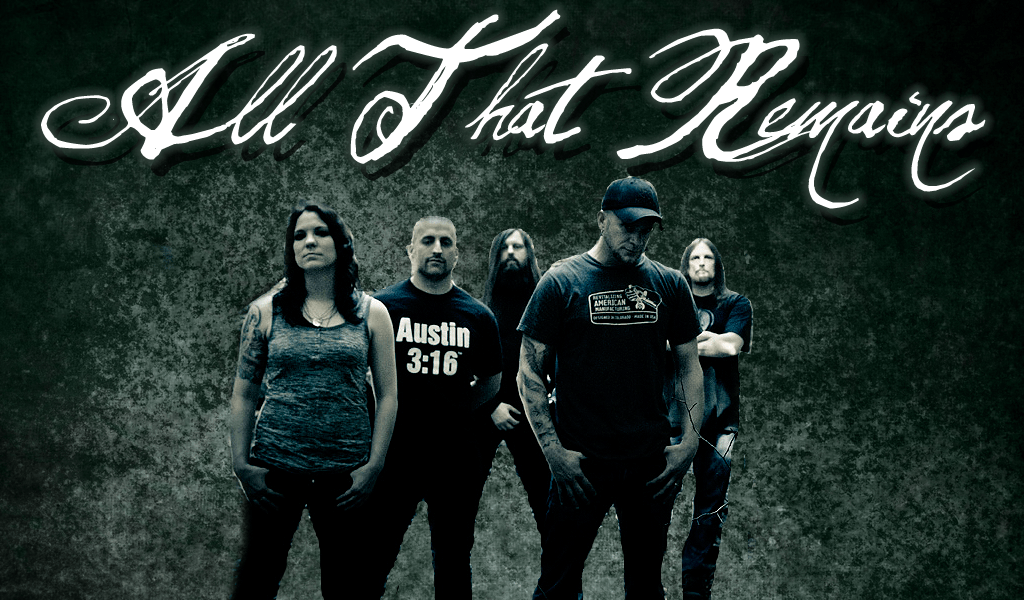 All That Remains Wallpapers - ...