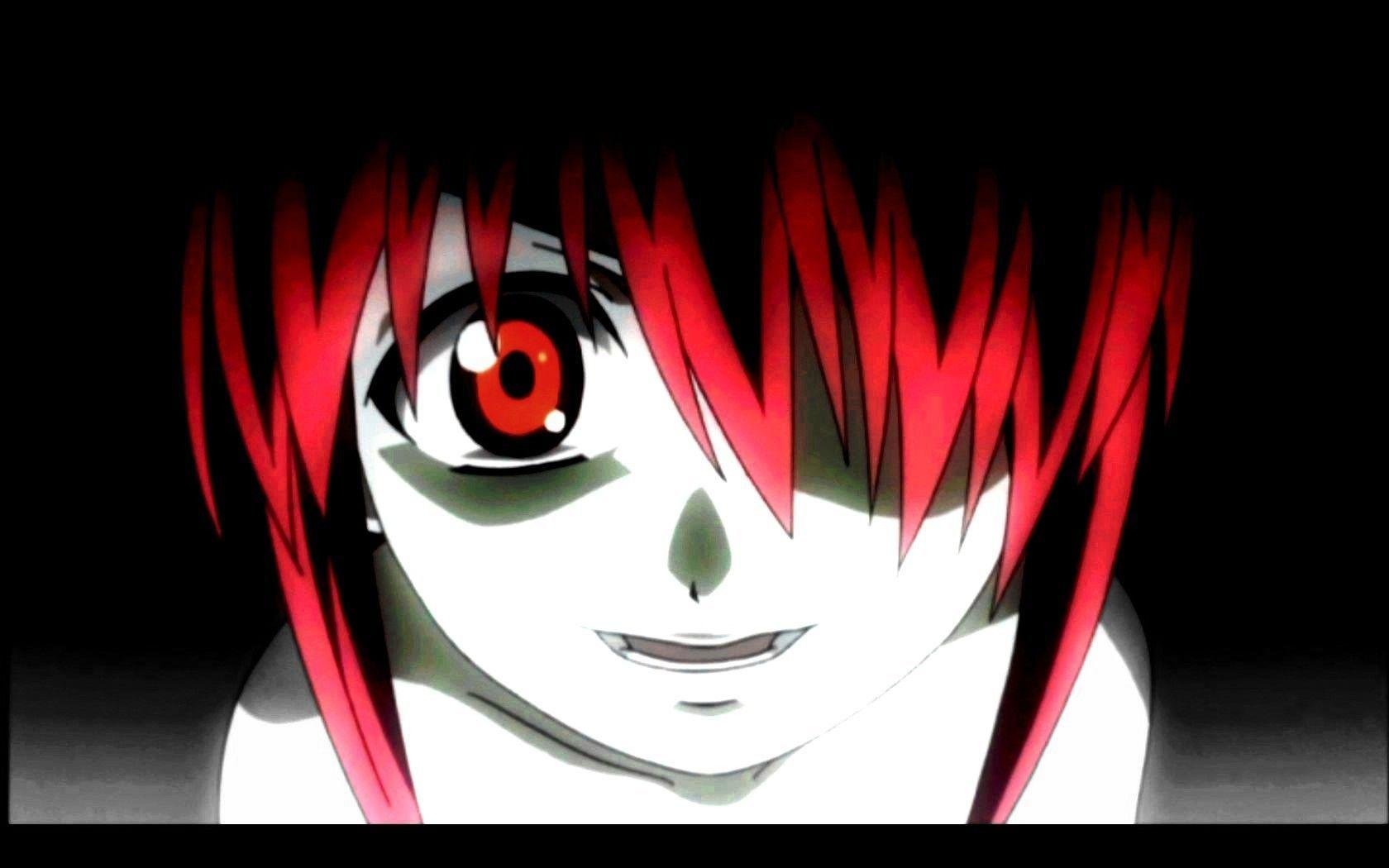 Elfen lied wallpapers wallpaper cave for Imagenes de anime gore