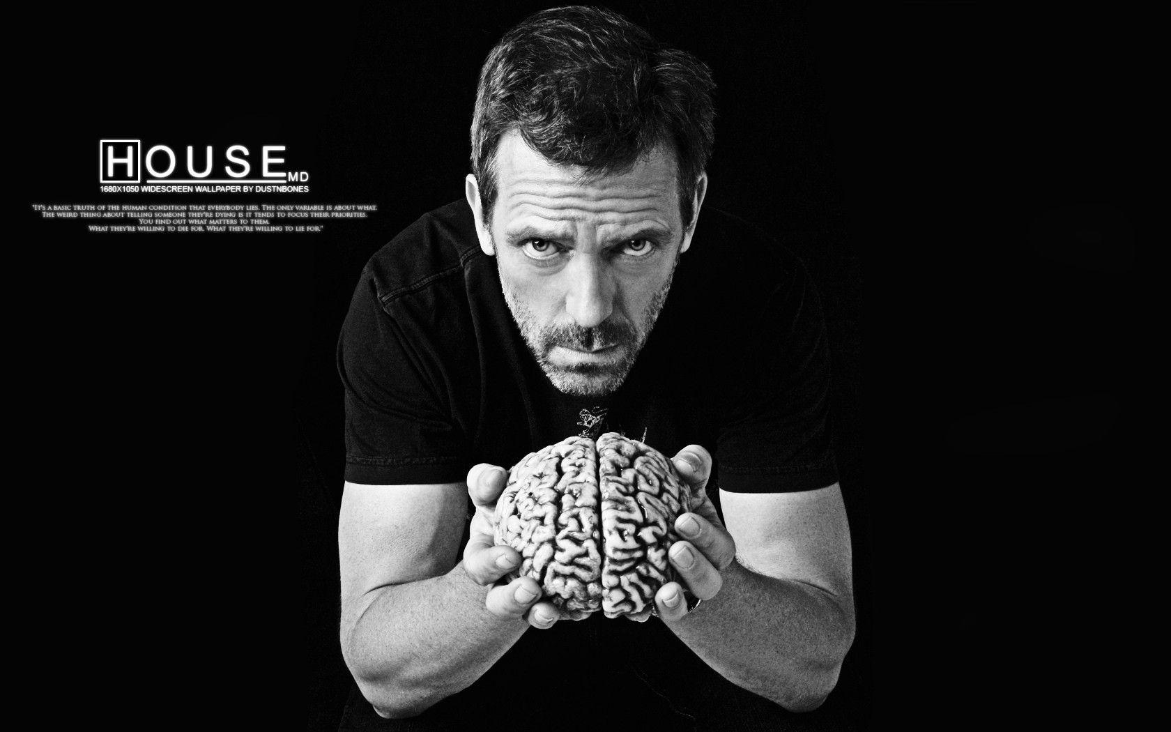 House Widescreen Wallpaper - House M.D. Wallpaper (6490277) - Fanpop