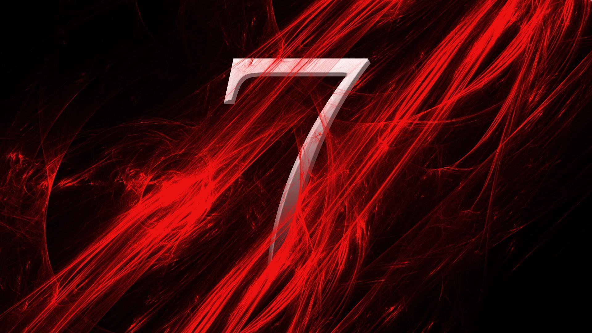number 7 wallpapers wallpaper cave