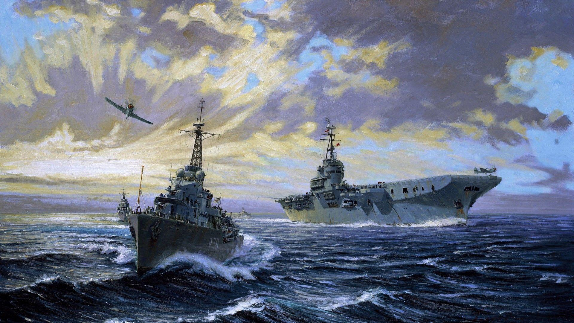Hd Navy Ship Wallpapers