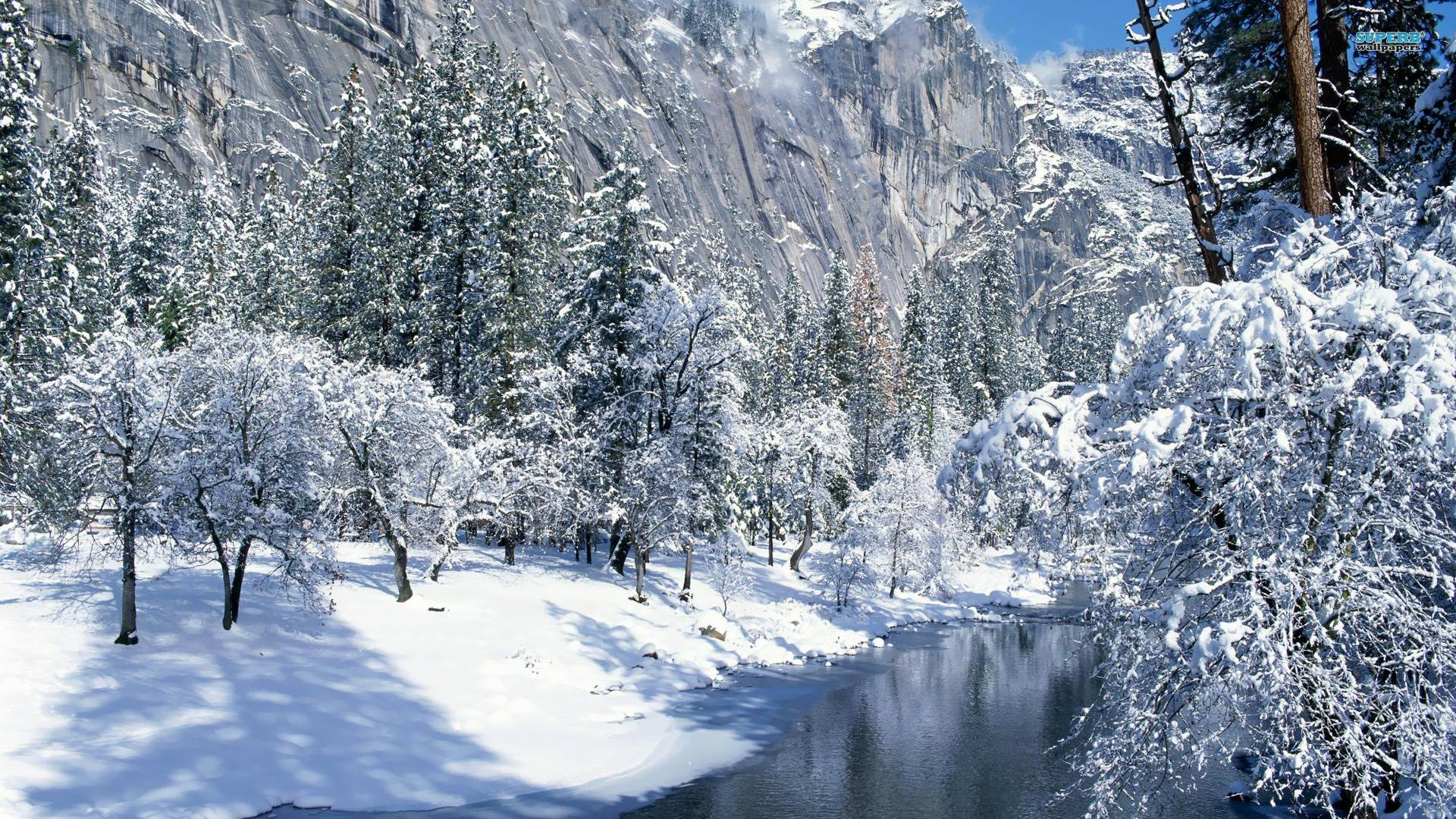 Snowy mountains wallpapers wallpaper cave - Snowy wallpaper ...