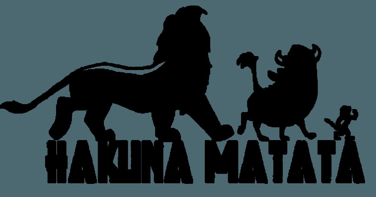 Hakuna matata wallpapers wallpaper cave - Signification hakuna matata ...