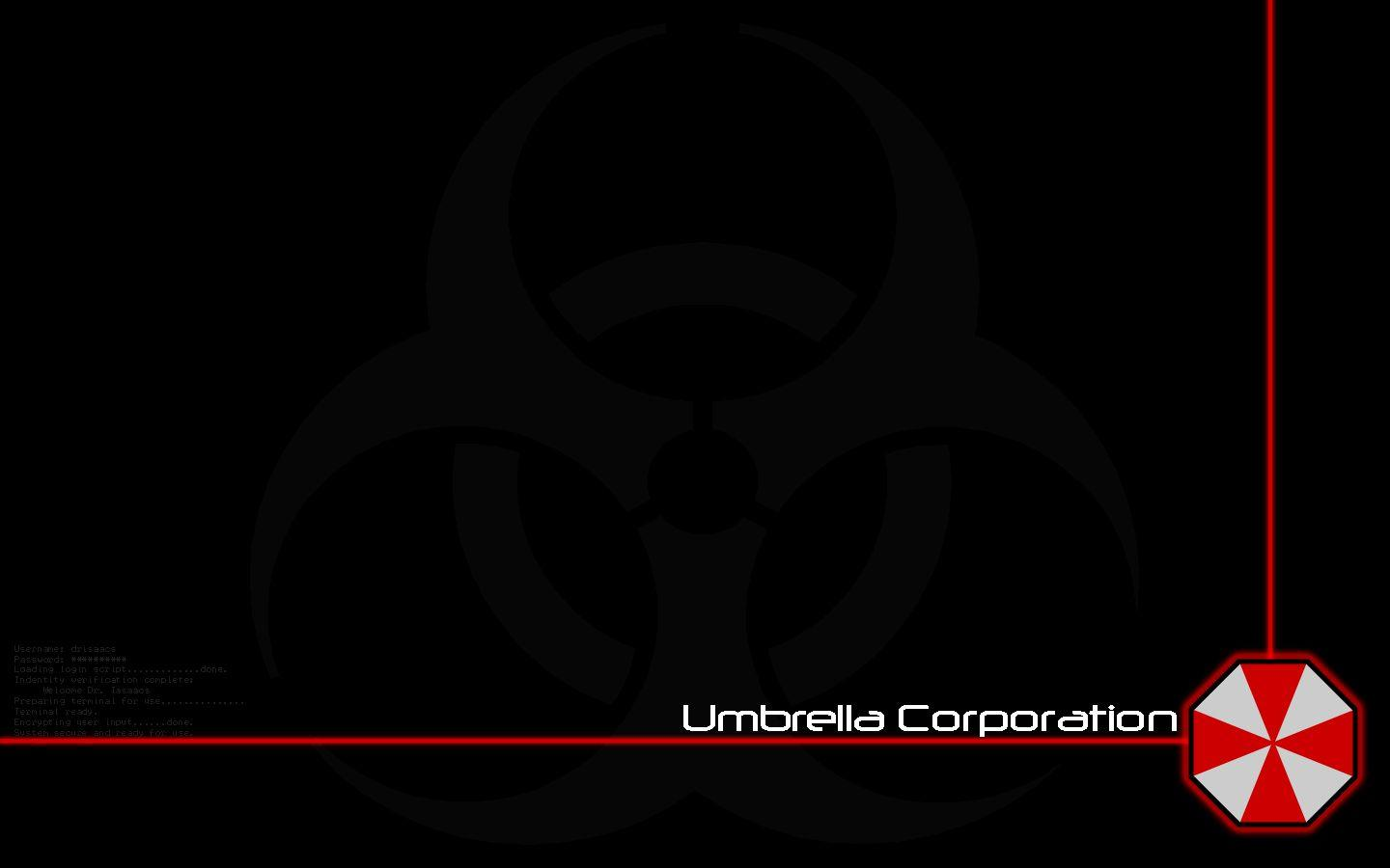 DeviantArt: More Like Umbrella Corp ID Card by bellamy94