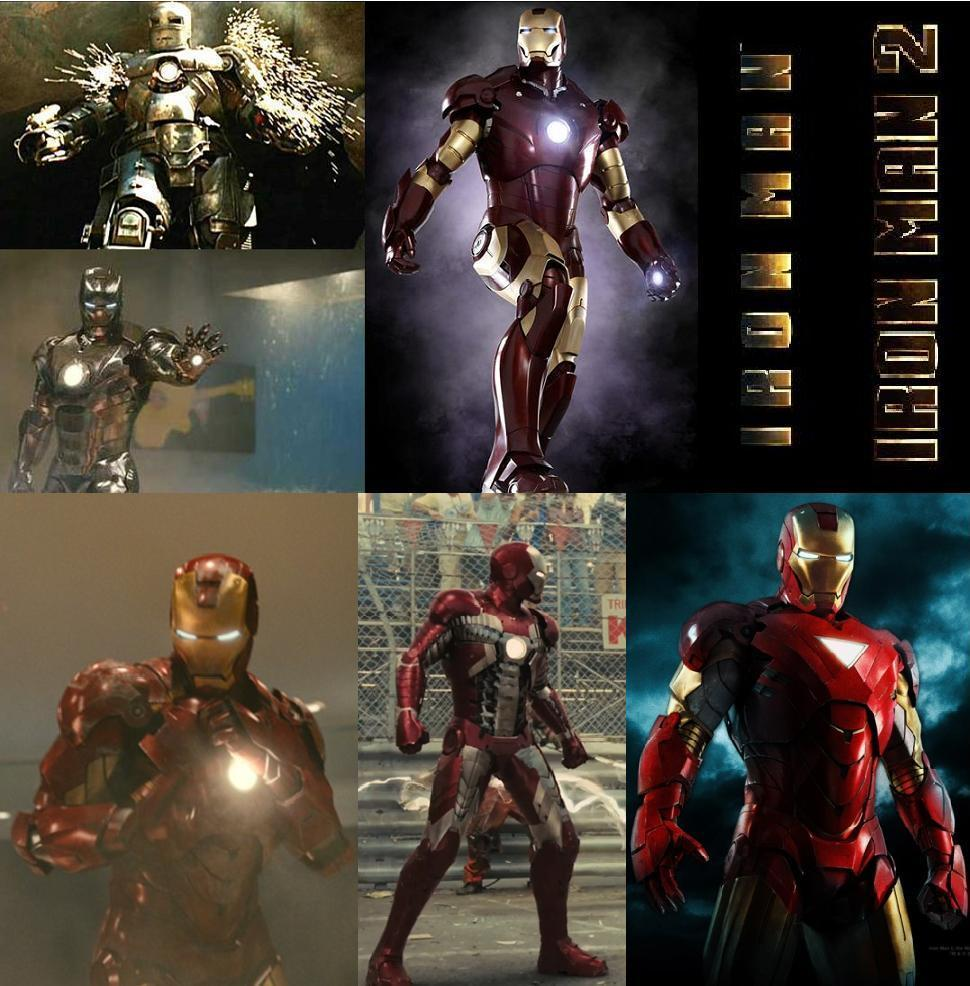 Image For > Iron Man Armor Wallpapers